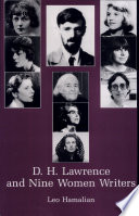 D H  Lawrence and Nine Women Writers