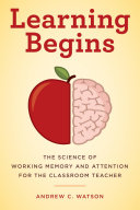 Learning Begins book