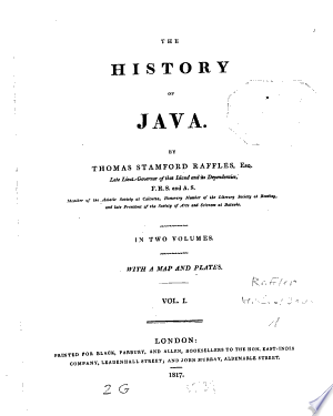 The History of Java