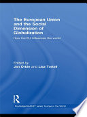 The European Union and the Social Dimension of Globalization