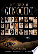 Dictionary of Genocide  M Z