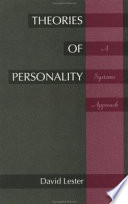 Ebook Theories of Personality Epub David Lester Apps Read Mobile