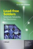 Lead free Solders