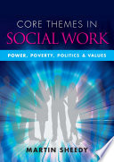 Core Themes in Social Work
