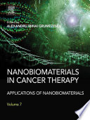 Nanobiomaterials In Cancer Therapy book