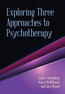 Exploring Three Approaches to Psychotherapy