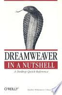 Dreamweaver in a Nutshell