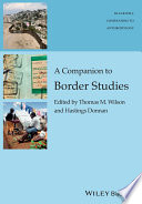 A Companion to Border Studies