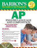 Barron s AP English Language and Composition with CD ROM  5th Edition