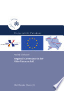 Regional Governance in der Oder Partnerschaft
