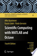 Scientific Computing with MATLAB and Octave