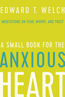 A Small Book for the Anxious Heart Book Cover