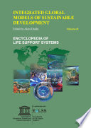 Integrated Global Models of Sustainable Development   Volume III