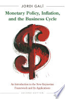 Monetary Policy  Inflation  and the Business Cycle