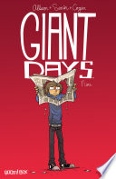 Giant Days #9 : working at the student paper, but stumbles...