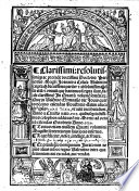Clarissimi ... Doctoris ... Ioannis a Celaia ... scripta ... in quartū volumē sentētia [of Petrus Lombardus] ... Textus etiam eiusdem quarti voluminis Magistri sententiarum suis locis insertus, etc. G.L. MS. notes