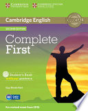 Complete First Student s Book without Answers with CD ROM