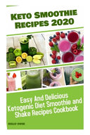 Keto Smoothie Recipes 2020