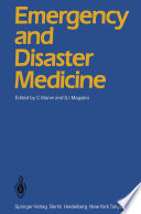 Emergency and Disaster Medicine