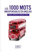 Petit livre de   Les 1000 mots indispensables en anglais