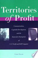 Territories of Profit