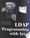 LDAP Programming with Java