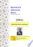 Emilio Díaz Moreu, anotaciones.