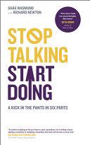 Stop Talking, Start Doing