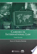 Careers in International Law