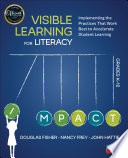 Visible Learning for Literacy  Grades K 12