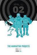 Manhattan Projects Hardcover