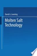 Molten Salt Technology