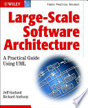 Large Scale Software Architecture