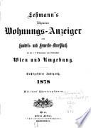 Adolph Lehmann's allgemeiner Wohnungs-Anzeiger0