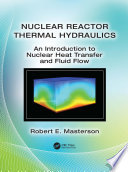Nuclear Reactor Thermal Hydraulics