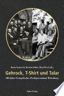 Gehrock, T-Shirt und Talar