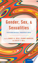 Gender Sex And Sexualities
