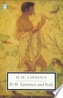 D H  Lawrence and Italy