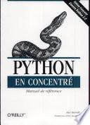 Python en concentr