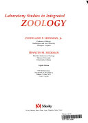 Laboratory Studies in Integrated Zoology