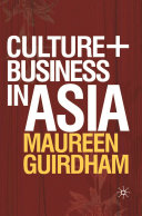 Culture and Business in Asia