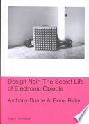 illustration Design Noir, The Secret Life of Electronic Objects