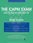 The CAPM Exam