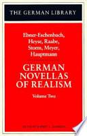 German Novellas of Realism