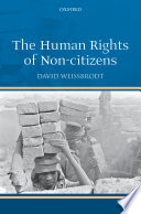 The Human Rights of Non citizens