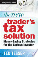 The New Trader s Tax Solution