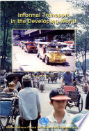 illustration Informal Transport in the Developing World