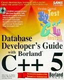 Database Developer s Guide with Borland C  5