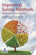 Improving Survey Methods