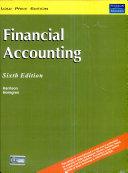 Financial Accounting  6 E